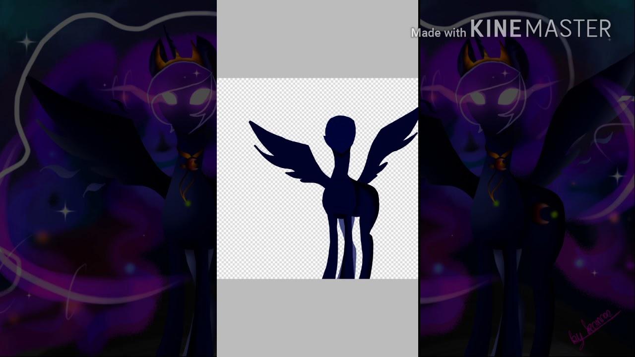 Speedpaint Moonlight Umbra (Nightmare OC) - Speedpaint Moonlight Umbra (Nightmare OC)