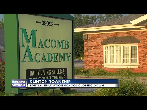 Macomb Academy abruptly closes doors for adults with special needs