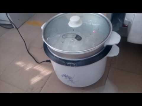 Rice Cooker Problem