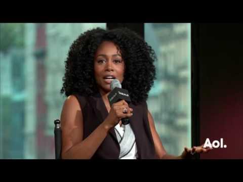 "Simone Missick Discusses The Netflix Show ""Marvel's Luke Cage"" | BUILD Series"