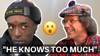 Rappers SHOCKED By Nardwuar
