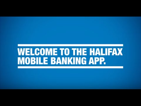 Halifax Mobile Banking App Introduction
