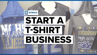 How to Start a TShirt Business | Stahls' TV