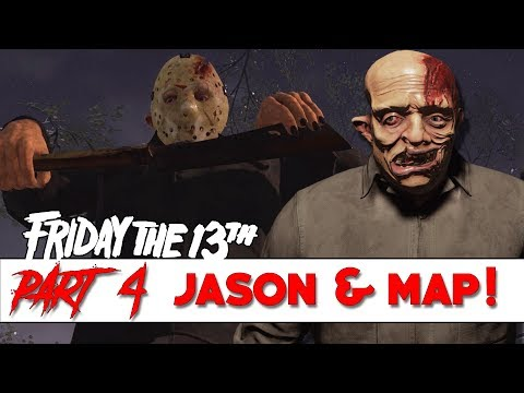 HUGE UPDATE!! | New Jason, New Map, New Counselor | Friday the 13th: The Game | Interactive Streamer
