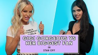 Gigi Gorgeous Puts Her Beauty Knowledge to the Test Against a Superfan   Superfan Challenge