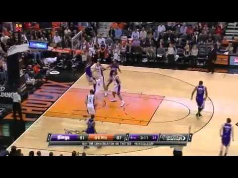 Johnsons BIG Follow   Sacramento Kings Vs Phoenix Suns   12   17   2012   NBA Season 2012   13