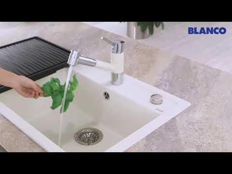 Кухонная мойка Blanco Dalago 5 черный