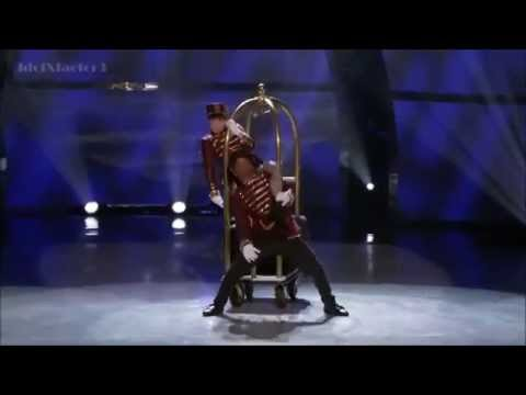 Nappytabs HipHop Routine Performed by Fik Shun & Amy (SYTYCD Top 20)