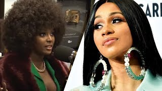 "Cardi B's Sister Hennessy CLAPS BACK at Amara La Negra Over ""Light Skin"" Comments"