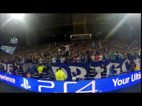 PORTO 3 - 1 bayern   the best moments   ULTRAS SUPER DRAGOES