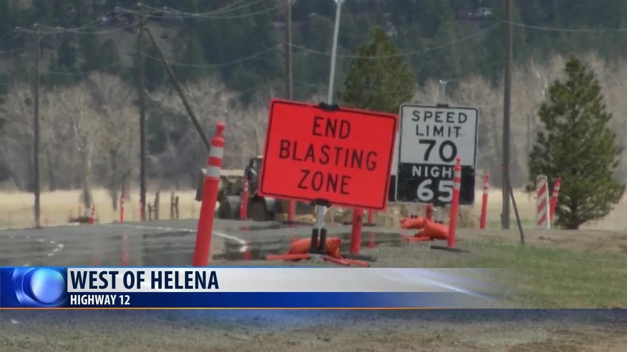 Highway 12 construction will cause traffic delays