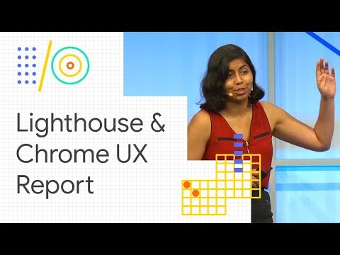 Use Lighthouse and Chrome UX Report to optimize web app perf