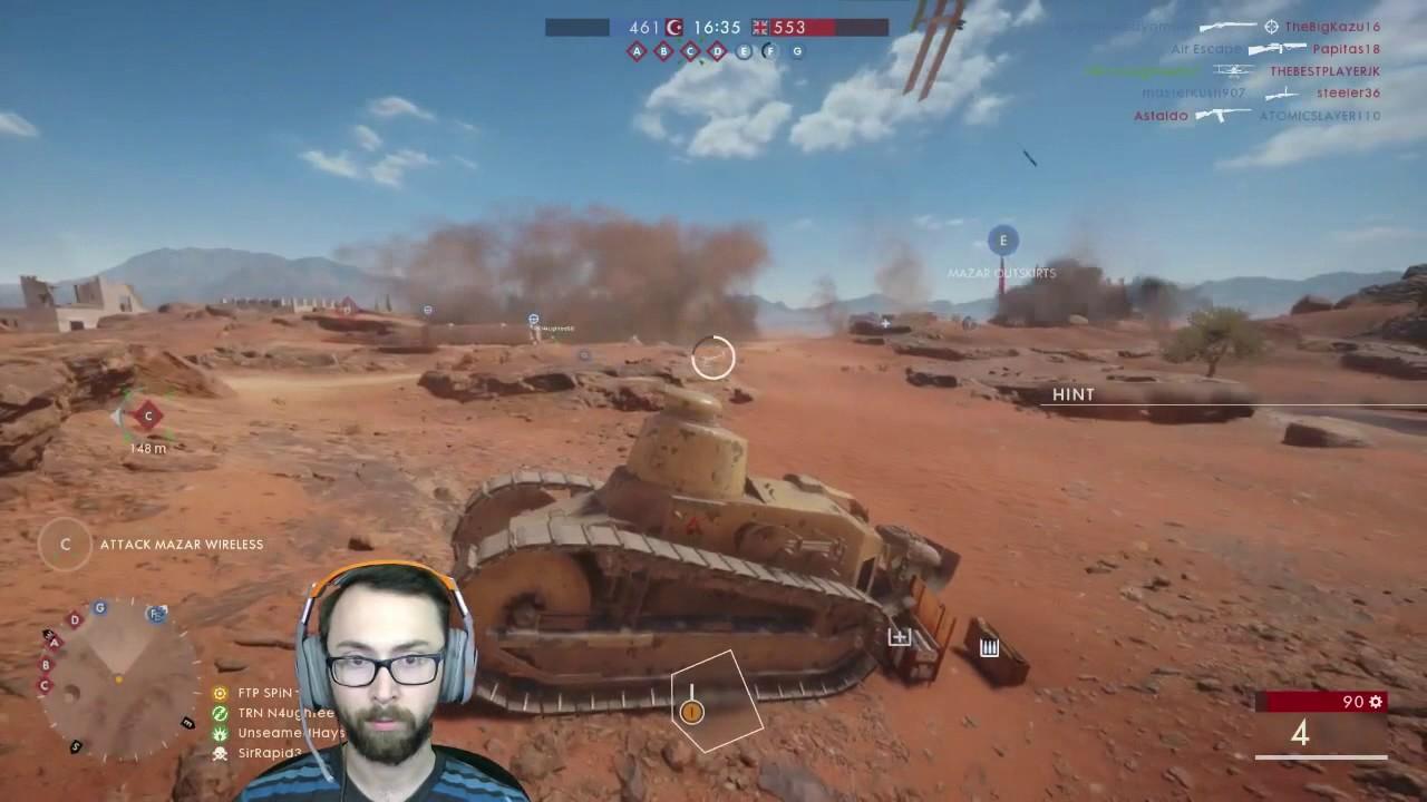 trn battlefield 1