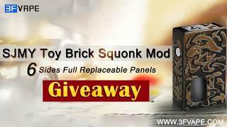 SJMY Toy Brick Mod