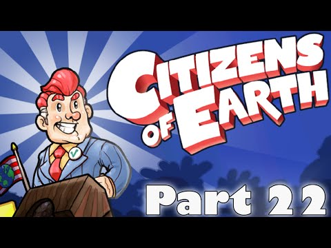 Citizens of Earth (Wii U) - Part 22 - Executive Decisions