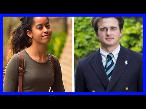Malia obama's harvard boyfriend revealed to be british student roryfarquharson who was head boy at