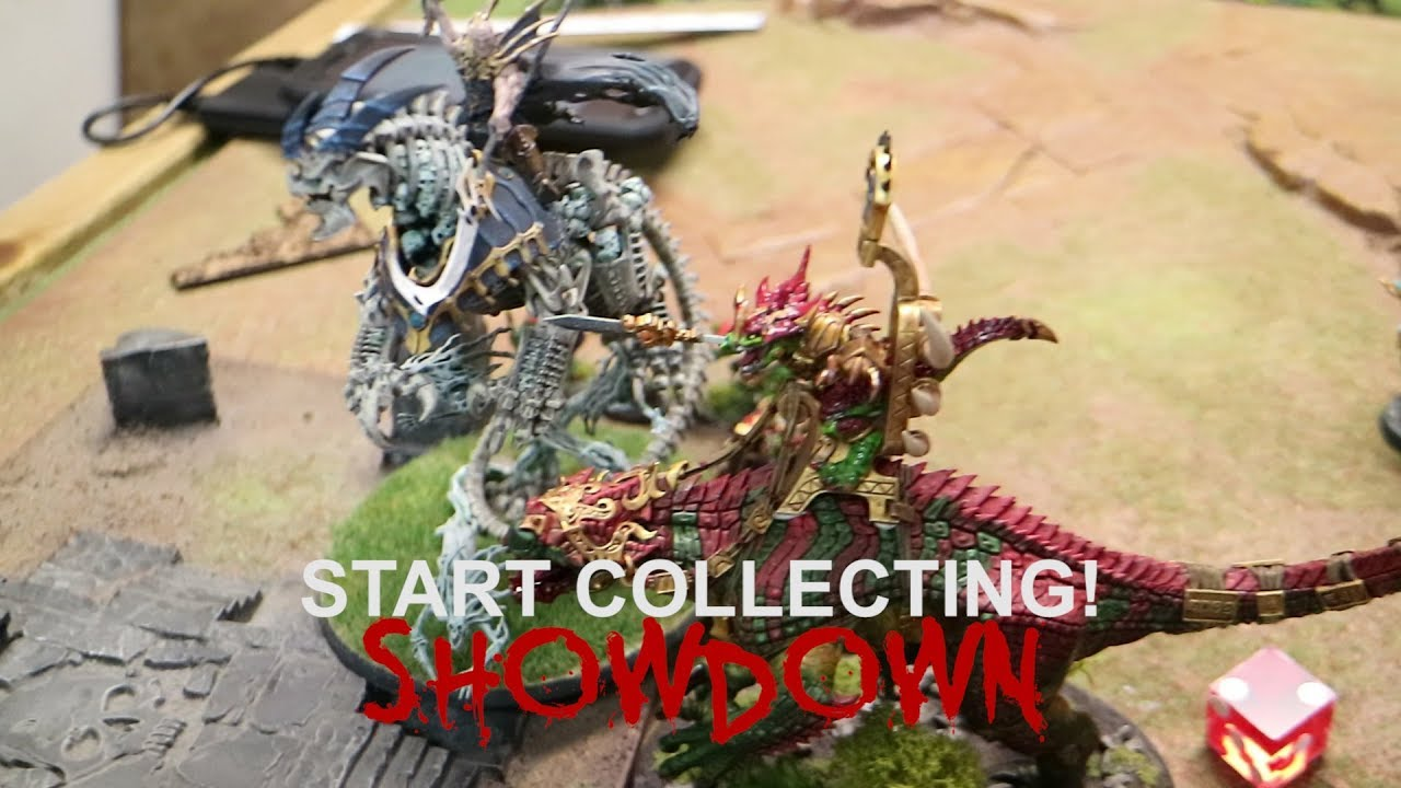 dba704a72d5 Start Collecting Showdown - Khorne Bloodbound vs Stormcast Eternals ...