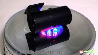 카멘토A7 본체 및 후방카메라 구성 로테이션(후방카메라…