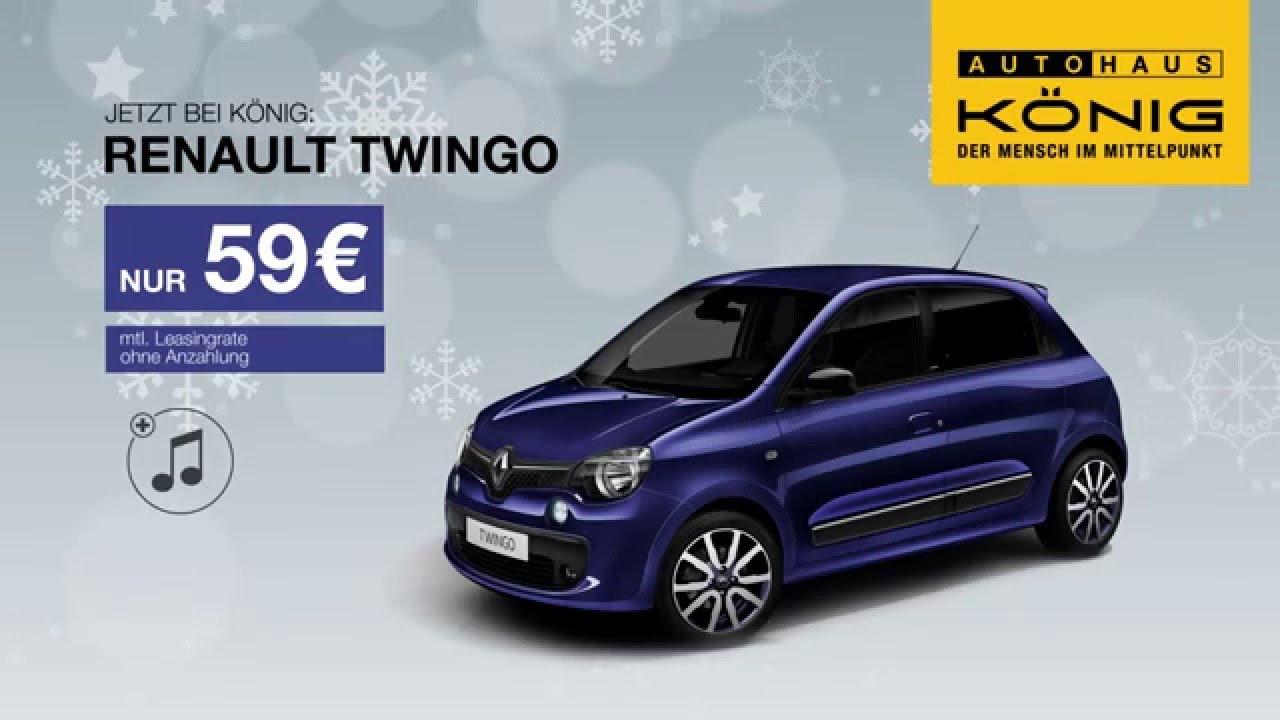 Renault König Angebote