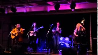 The Wayward Angels performing at the Redlands Modern Country Music Club