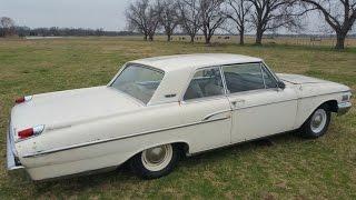 1962 Mercury Monterey S-55 406/405HP Tri-Power 4-Speed Barn Find Muscle Car