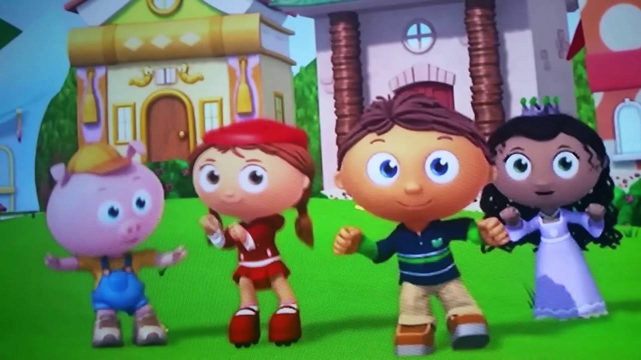 This is a photo of Critical Super Why Images