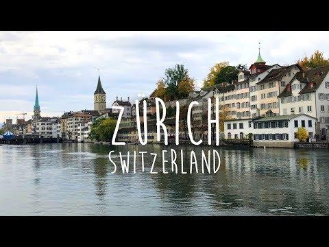 Zurich, Switzerland: Tour of a Beautiful City