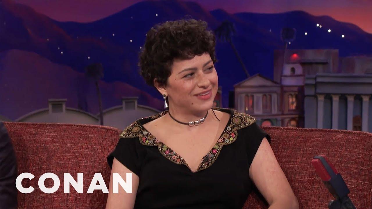 "Download Alia Shawkat Has 24 Hours Of Sex In ""Duck Butter"" | CONAN on TBS"