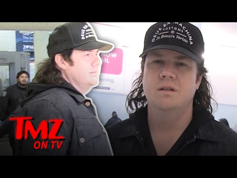 'Walking Dead' Star Josh McDermitt Things Gets Heated at LAX  TMZ TV