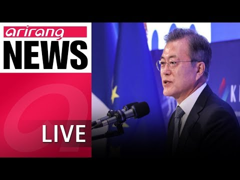 [LIVE/NEWS] Korea-France agree on fostering business relations in three different steps - 2018.10.17