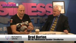 Brad Burton 4Networking Motivational Speaker