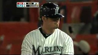 2010/04/13 Cantu's record-tying single
