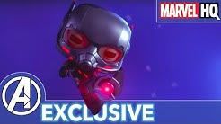 Ant-Man's Robot Rumble! | Marvel Funko Presents: Big Robot Little Problem (stars Ant-Man, Ultron)