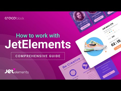 JetElements for Elementor   Plugin Overview