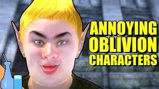 The 5 Most Annoying Oblivion Characters