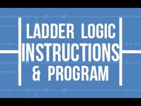 Fundamental of Ladder Logic programming | ladder logic | PLC PROGRAMMING  TUTORIAL FOR BEGINNERS
