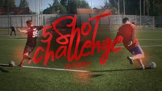 5 Shot Challenge : GoodMax vs. Нечай