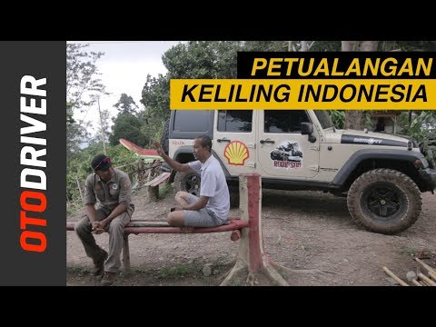 Robinson Journey - Keliling Indonesia Naik Mobil | OtoDriver | Supported by Shell Helix