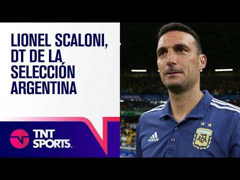 Entrevista a Lionel Scaloni, DT de la SELECCIÓN ARGENTINA