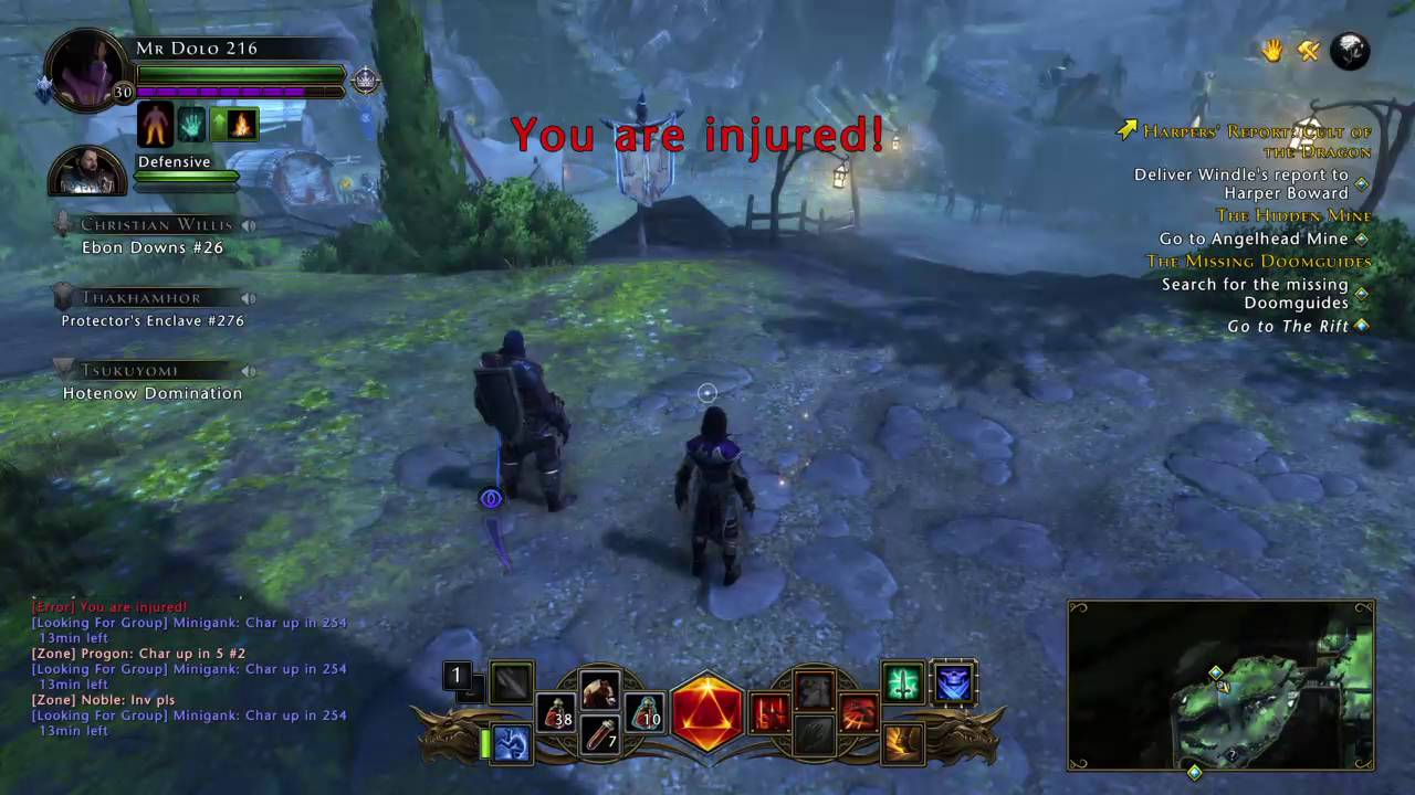 PS4 NeverWinter PvP MMO