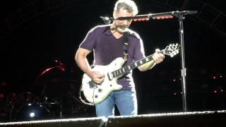 Eddie Van Halen Guitar Solo 7/7/2015 Ridgefield Wa