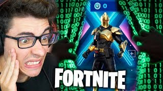 ACCOUNT HACKED INTO THE FORTNITE...