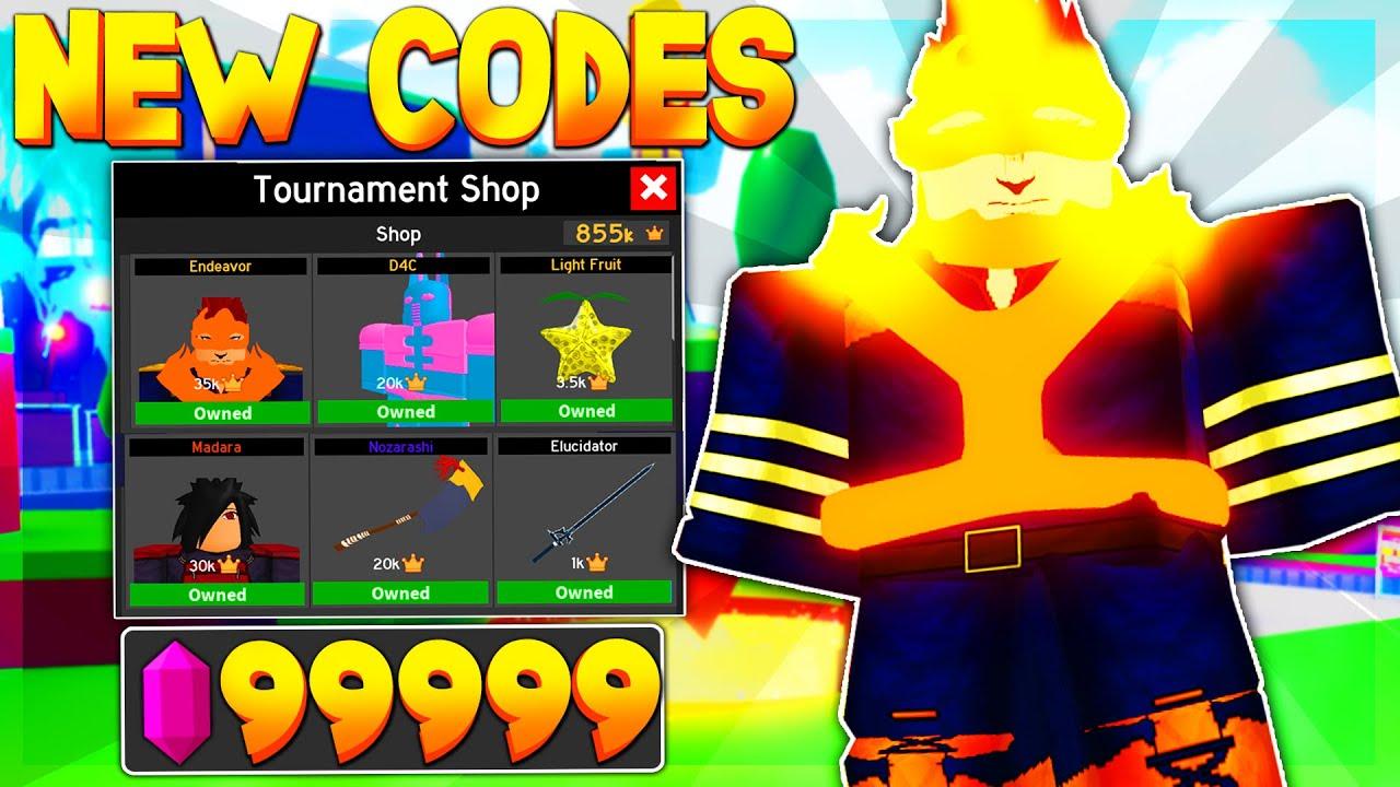 Roblox Oof Simulator 2 Roblox Uniform Generator All 10 Free Secret Chikara Codes In Anime Fighting Simulator Roblox Codes Youtube