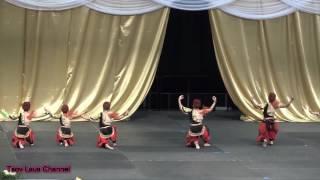 Dance Group A Dance Competition At Hmong MN New Year 2016 17 Pt 6