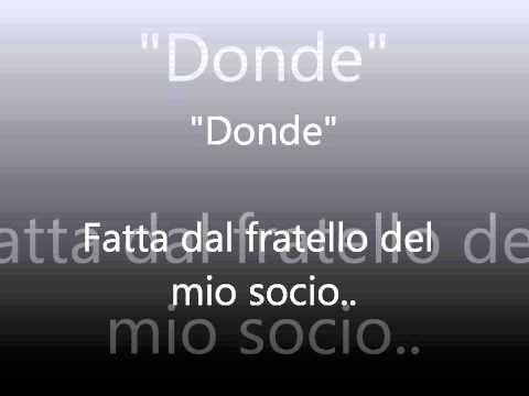 DmenT Feat. El Rufián - Donde