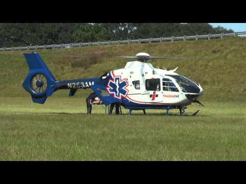 Air Methods transports 14 -year-old Crash Victim