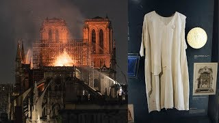 A Look at the Priceless Relics Salvaged from the Notre Dame Fire