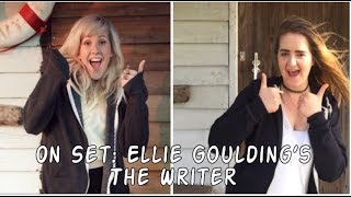 ON SET: Ellie Goulding's The Writer + Seal Colony & Great Yarmouth