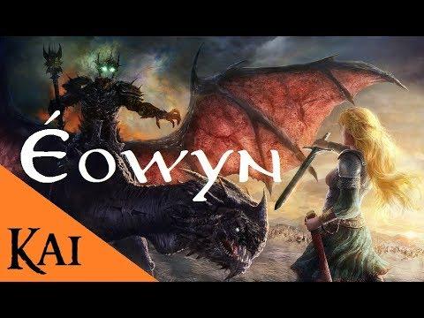 La historia de Éowyn, la Dama Blanca de Rohan