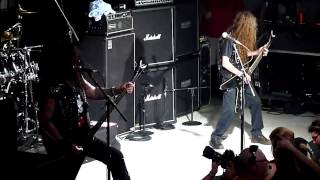 Destruction - Eternal Ban - 70000 Tons of metal 2015